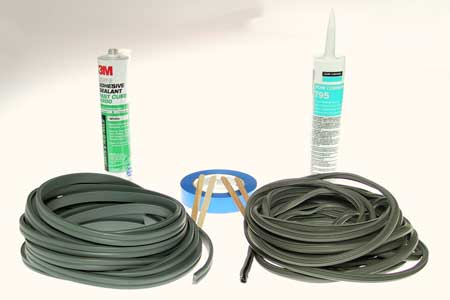 Aluminum Window Reseal Kit C-22, CP-25