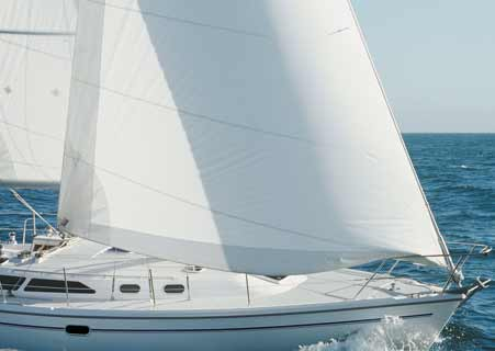 Catalina Direct: How a Sail for a Roller Furler Differs from