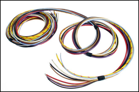 engine wiring harness upgrade for diesel engines