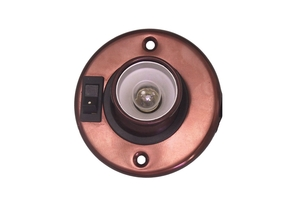 <span style= >Cabin Light Single Swivel Eyeball</span>