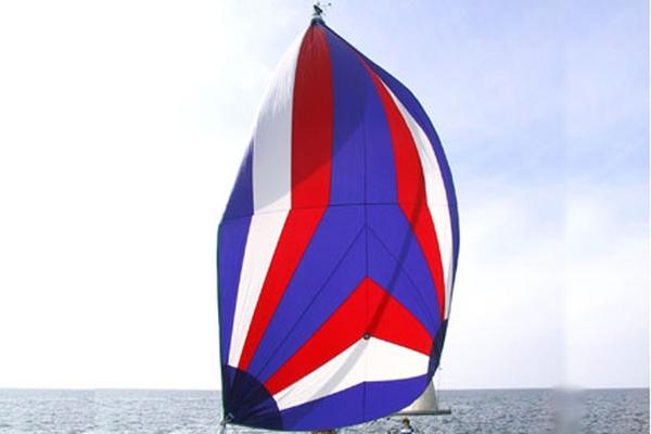 <span style= >C-25 Std Rig Cruising Spinnaker by Ullman</span>