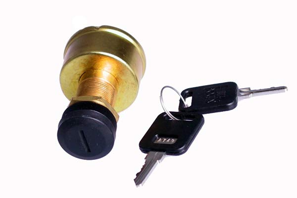 <span style= >Ignition Switch 3 Position Brass Body</span>