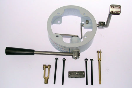<span style= >Clutch and Throttle Control Retrofit Atomic 4</span>