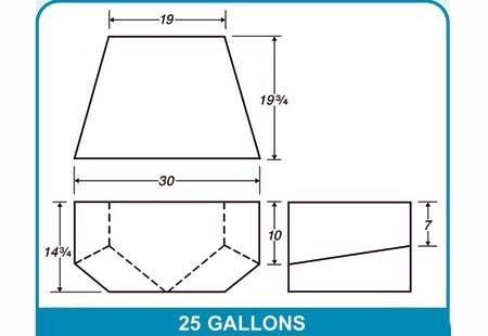 <span style= >Water Tank C-28, C-30, C-320, C-34 V-Berth</span>