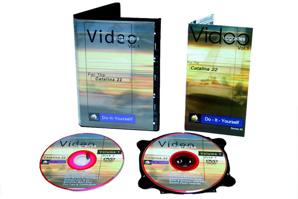 <span style= >Video Projects DVD<br/>Volume I</span>