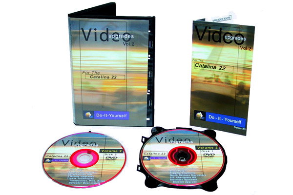 <span style= >Video Projects DVD<br/>Volume II</span>