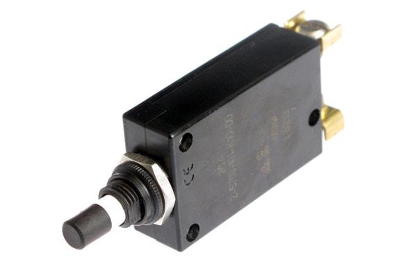 <span style= >Circuit Breaker 20 Amp<br/>Push-On/Push-Off</span>