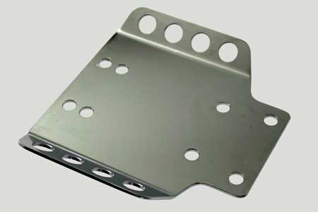 <span style= >Mast Step Halyard Plate C-25 Tall/Std Rig</span>
