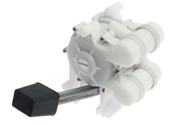 <span style= >Double Action Galley Foot Pump</span>