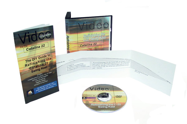 <span style= >Video Projects: Keel RefinishingDVD</span>