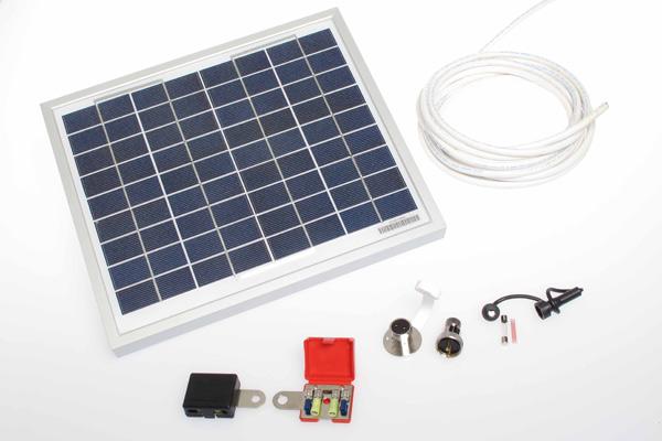 <span style= >Solar Panel Kit 10 Watt</span>