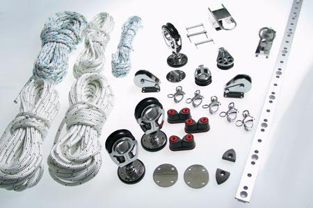 <span style= >Racing Spinnaker Gear Kit, C-27, C-28</span>