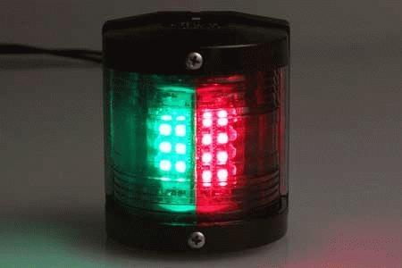 <span style= >LED Upgrade Navigation Aqua Signal Red Green</span>