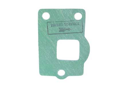 <span style= >Exhaust Flange Gasket Only Rectangular Universal Diesel 3 hole</span>