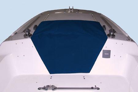 <span style= >Companionway Cover Royal Blue Tweed C-250</span>