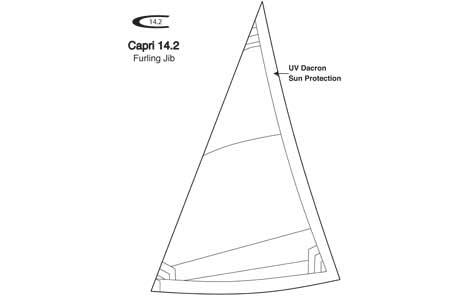 <span style= >CP-14.2 Furling Jib by Ullman</span>