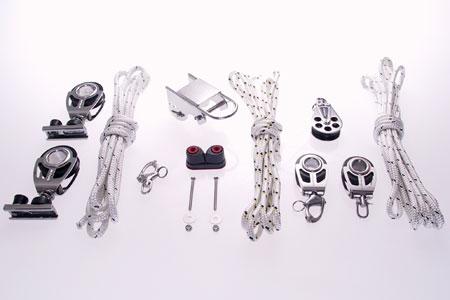 <span style= >Spinnaker Gear Kit, Cruising C-27 and C-28</span>
