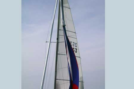 <span style= >Spinnaker Sleeve, by the Foot</span>
