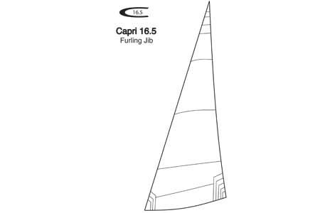 <span style= >CP-16.5 Furling Jib by Ullman</span>