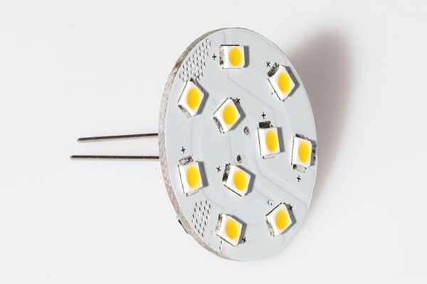 <span style= >LED Upgrade for 2 pin Halogen Bulbs 197 Lumen</span>