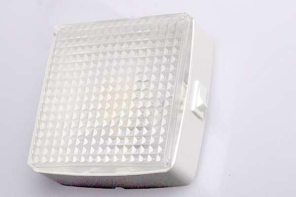 <span style= >Cabin Light Square Plastic LED</span>