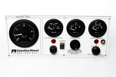 <span style= >Engine Instrument Seaward Panel<br/>Catalina Direct <-95</span>