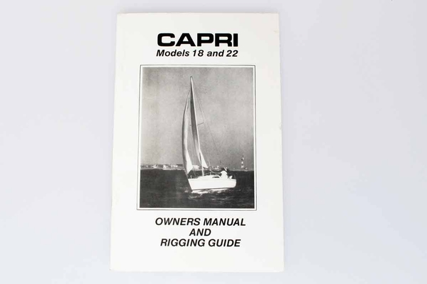 Owner's Manual, CP-18 and CP-22