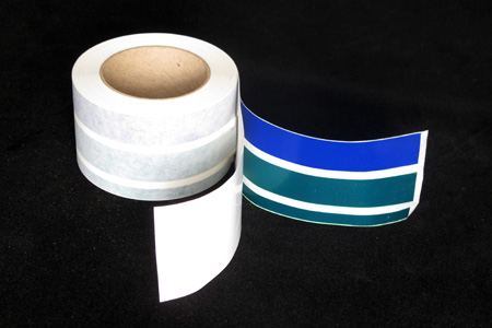 <span style= >50 Roll Sheer Stripe Tape<br/>Sapphire Blue, Teal, & Teal</span>