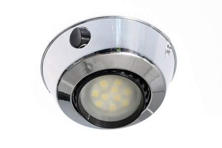 <span style= >Cabin Surface Mount LED<br/> Swivel Light</span>