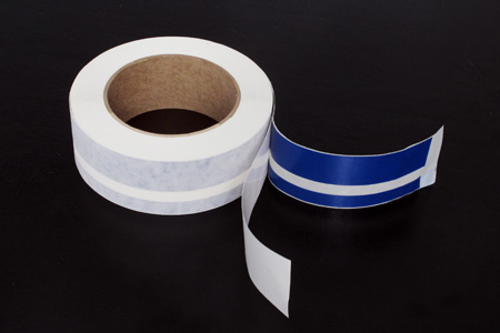 <span style= >50 Roll Sheer Stripe Tape<br/>Sapphire Blue, Double</span>