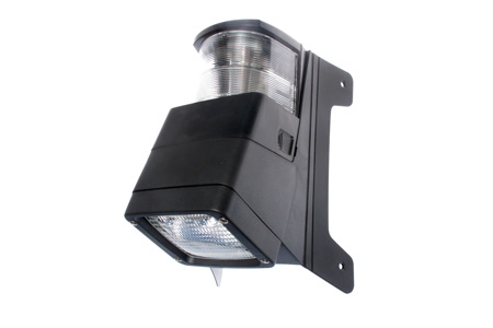 <span style= >Steaming and Halogen Combination<br/> Deck Light</span>
