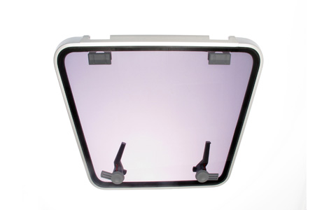 <span style= >Hatch Lens and Frame, LewmarTrapezoidal</span>