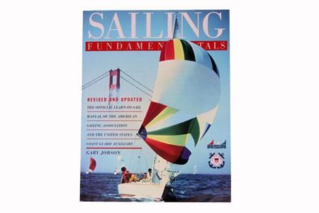 """<span style= >Book """"Sailing Fundamentals""""</span>"""
