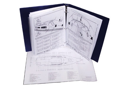 <span style= >Owners Manual, C-250 <br/> Wing Keel</span>