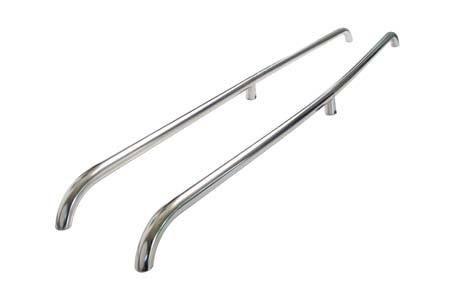 """<span style= >Handrail Stainless 2 Loop 46""""</span>"""