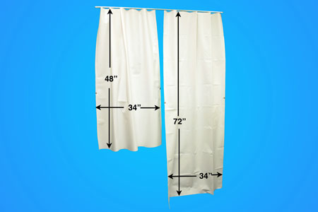 <span style= >Shower Curtain Set, <br/>C-30 <-93</span>