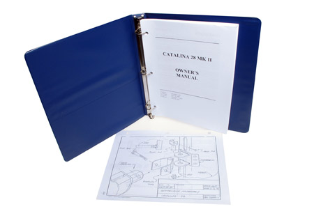 <span style= >Owners Manual, C-28 MkII</span>