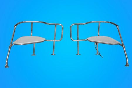 <span style= >Stern Pulpit w/ Seats C-28 MKI, Two Piece</span>