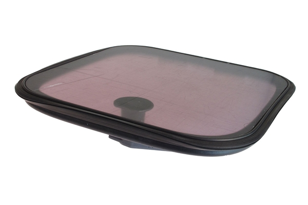 "<span style= >Hatch Lens & Seal, Lewmar Low Profile Mk I 13"" x 13""</span>"