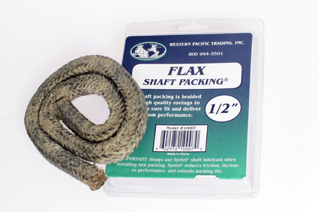 """<span style= >Packing Flax 1/2"""" for Marelon Rudder Bearing</span>"""