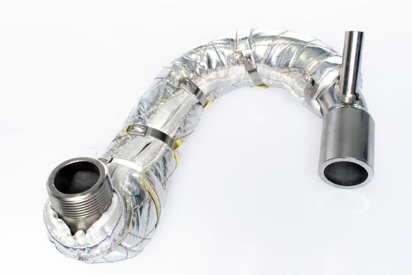 <span style= >Exhaust Riser C-34 w/ M-35AC Engine</span>
