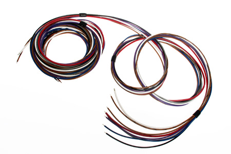 Engine Wiring Harness 16' Extension Replacement, Atomic 4Catalina Direct