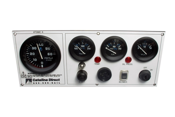 <span style= >Engine Instrument Seaward Panel,<br/>A-4, Catalina Direct <-82</span>