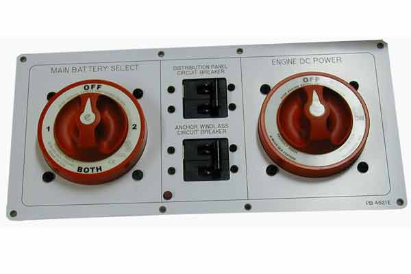 <span style= >DC Main Panel Complete<br/>C-34 MkII, C-36 MkII, C-380, C-400, M-45</span>