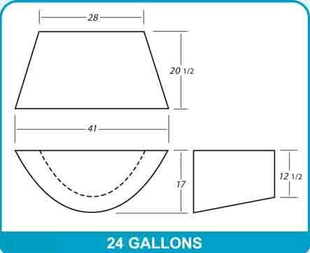 <span style= >Water Tank for C-310, C-34 mk I, C-36 mk II, and C-38</span>