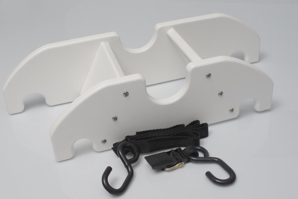 <span style= >Mast Carrier Kit, New Design, White</span>