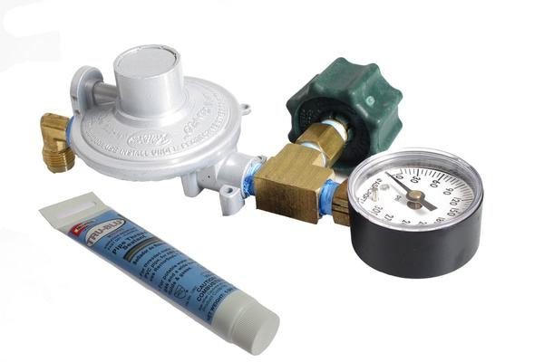 <span style= >Propane Regulator Kit Low Pressure 175,000 BTU</span>