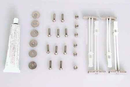<span style= >Two Piece Pulpit Blind Mounting Kit</span>