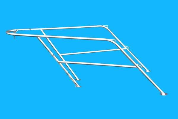 <span style= >Bow Pulpit C-309, C-310, Fl Built Boats</span>