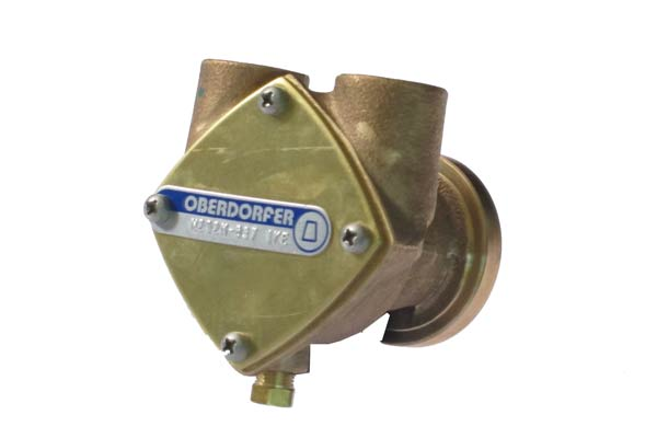 """<span style= >Water Pump, 1/2"""" Oberdorfer, Repl for 1/2"""" Sherwood</span>"""